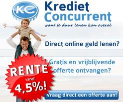 kopen op afbetaling met kredietconcurrent - Beddendeals.nl