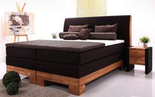 De nieuwste trend is het houten bed - Goed Slaapcomfort